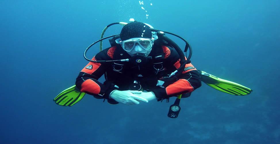 Sonhar Com Mergulho no Mar