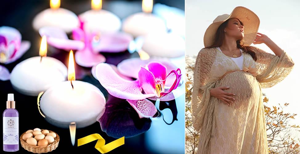 Simpatia Para Engravidar - Flores