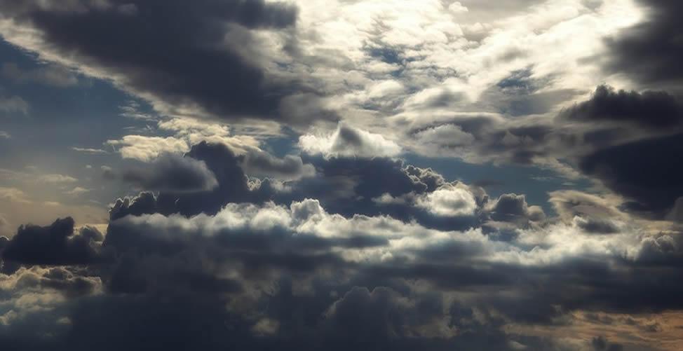 Sonhar Com Céu Nublado