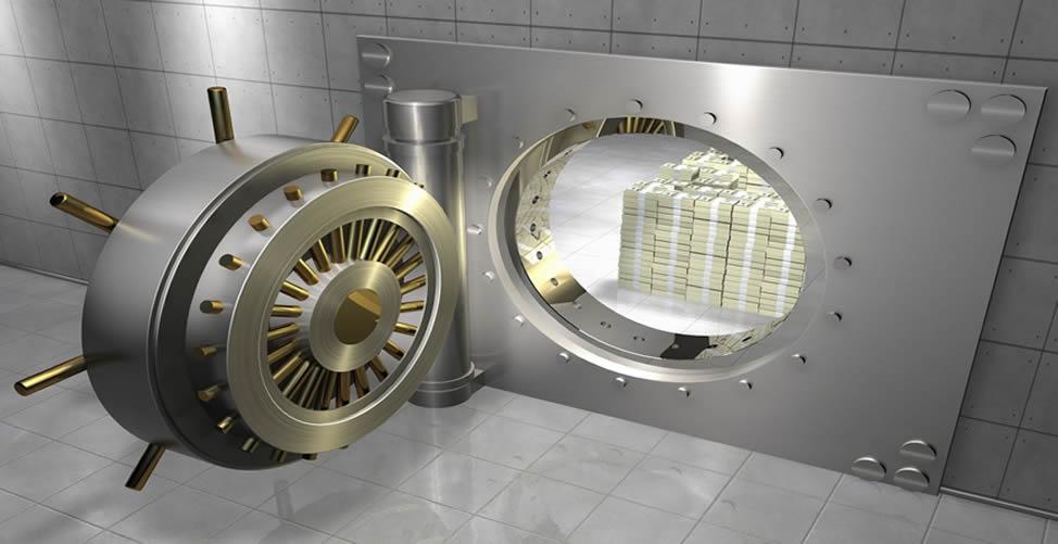 Sonhar Com Cofre de Banco