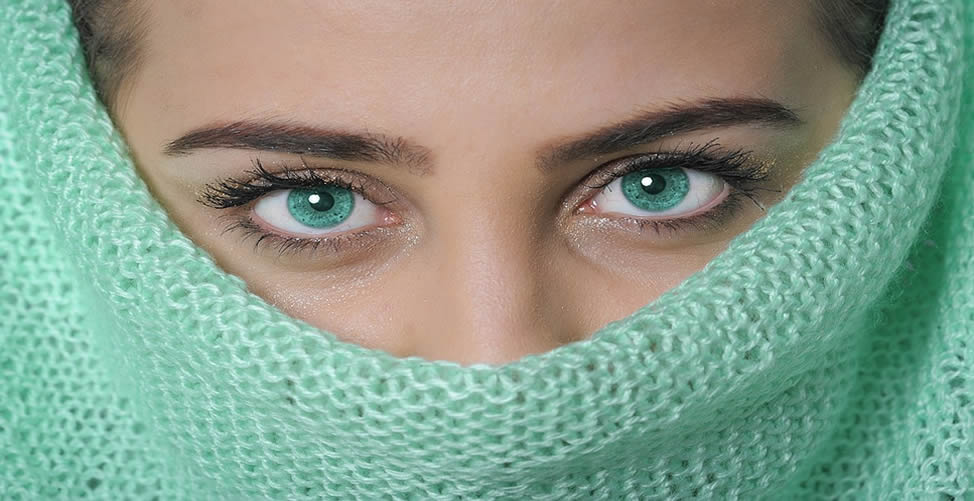 Sonhar Com Olhos Verdes