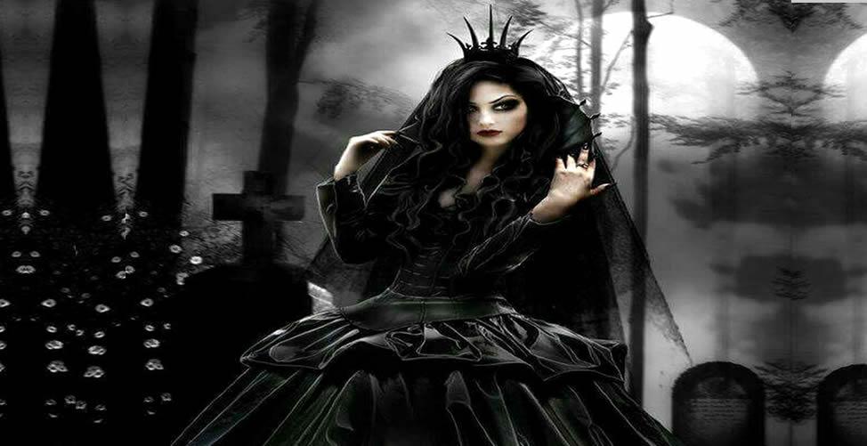 Sonhar Com Pomba Gira de preto