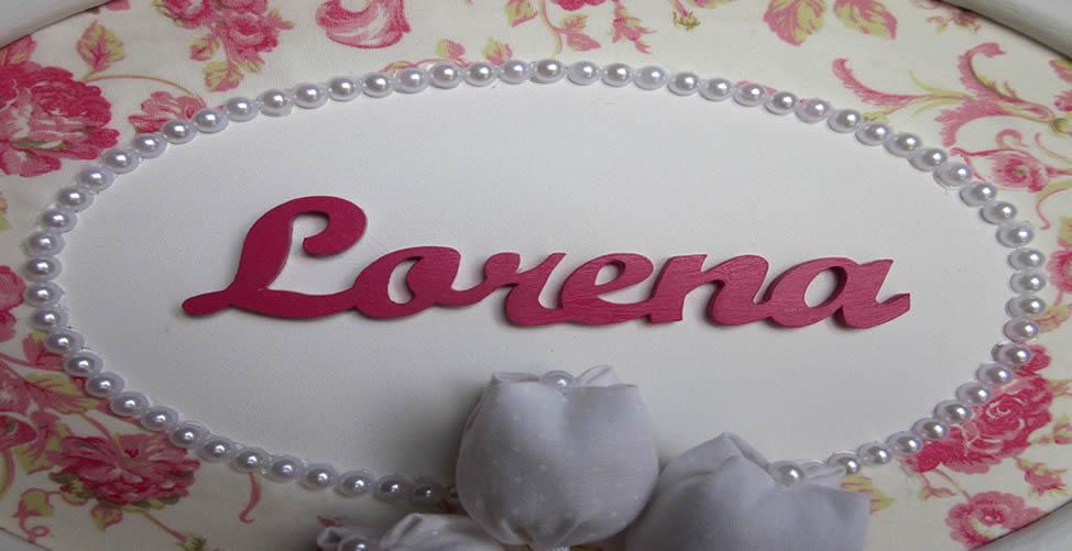 Significado do Nome Lorena