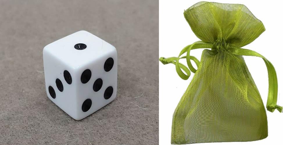 Ritual Do Dado Para Ganhar no Bingo