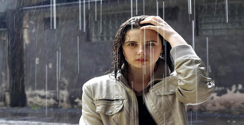 Sonhar Com Chuva Forte e Que Se Molha