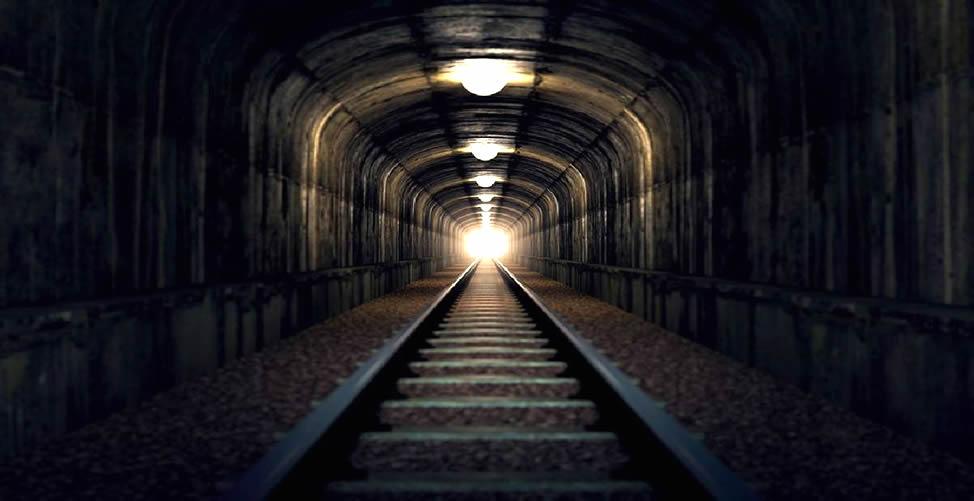 Sonhar Que Vê Uma Luz No Fim Do Túnel