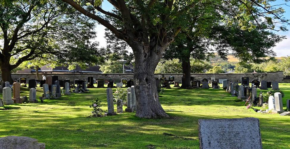Sonhar Que Está Perdido Em Um Cemitério